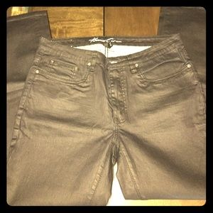 Other - Kenneth Cole. Black. Leather. Jeans